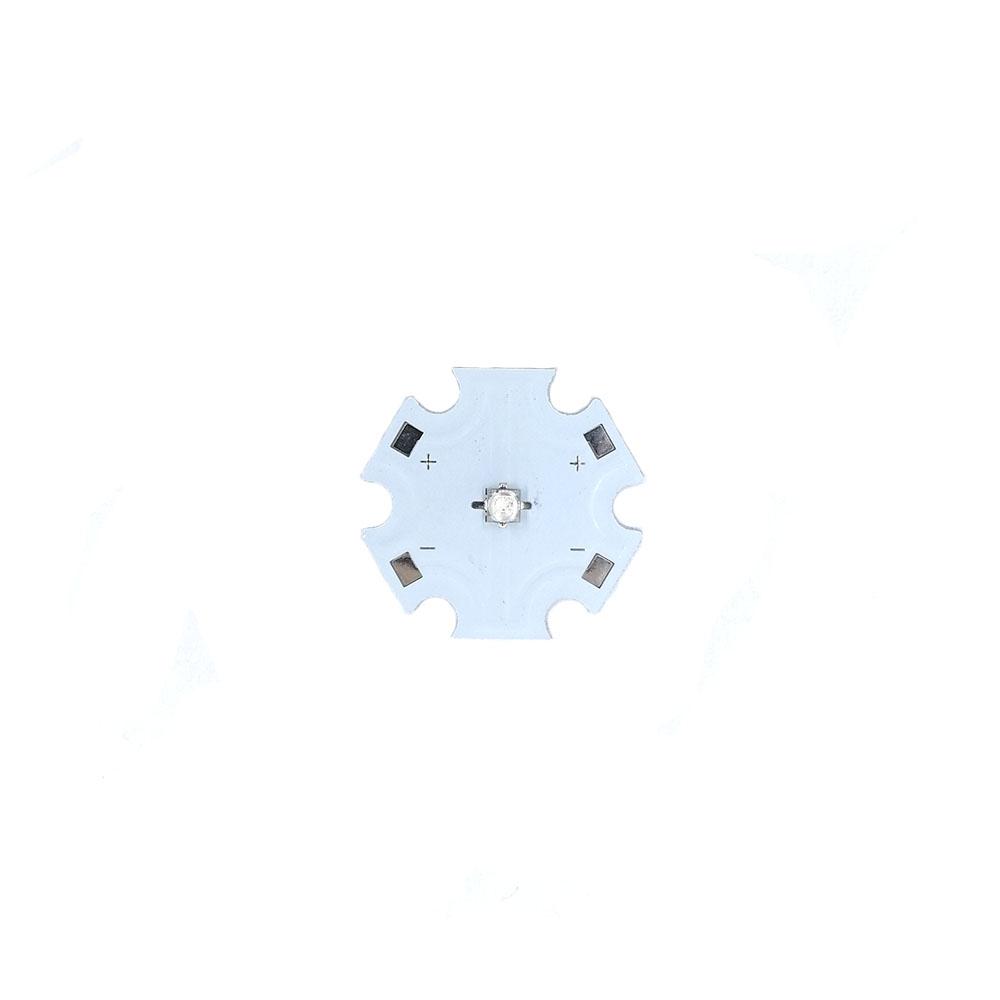 Светодиод Cree XBD Royal Blue синий 455нм
