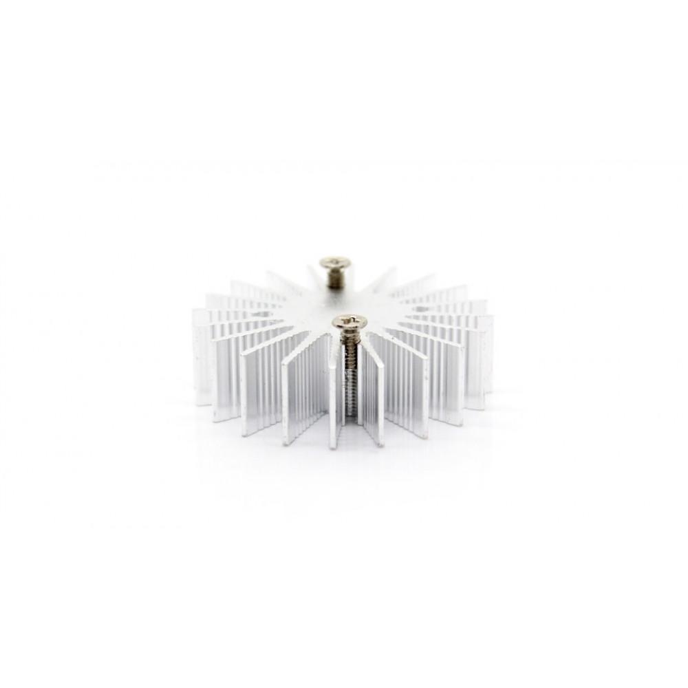 Радиатор для светодиода - 2 Вт, 32х10мм