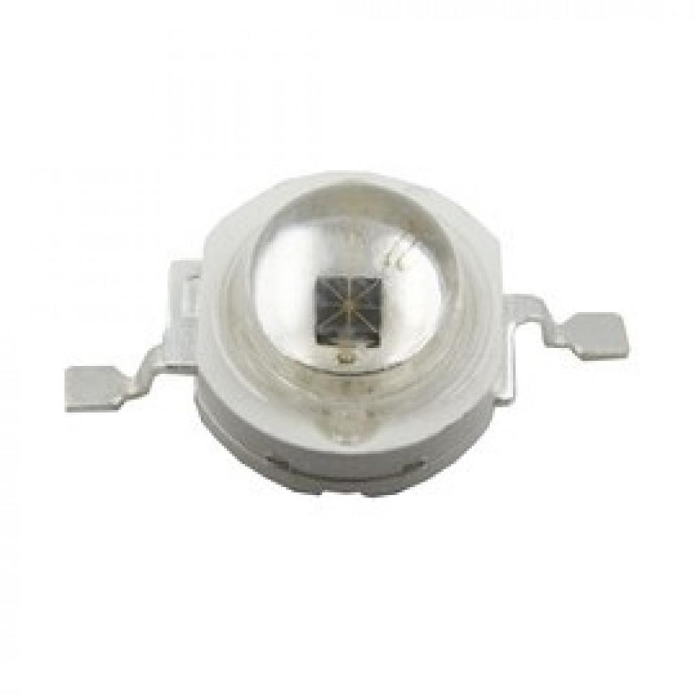 Мощный инфракрасный светодиод, 3Вт, 850нм