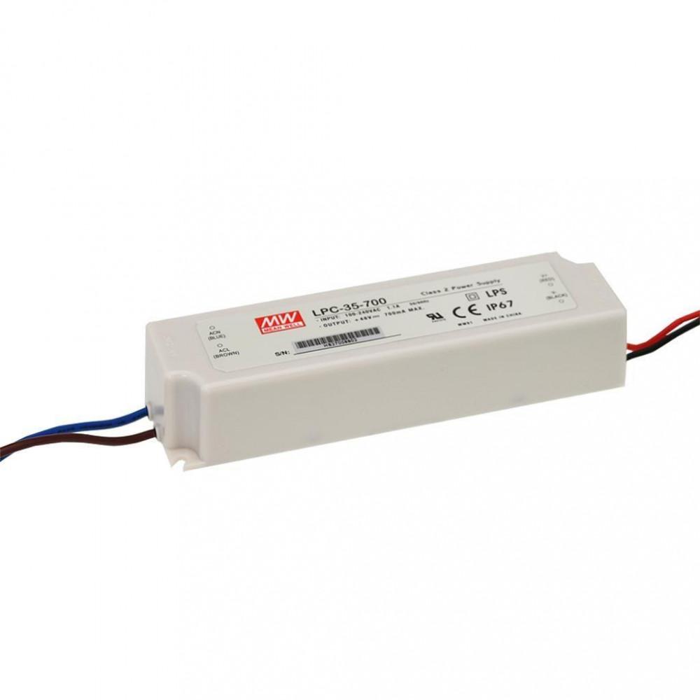 Светодиодный драйвер Mean Well LPC-35-1400