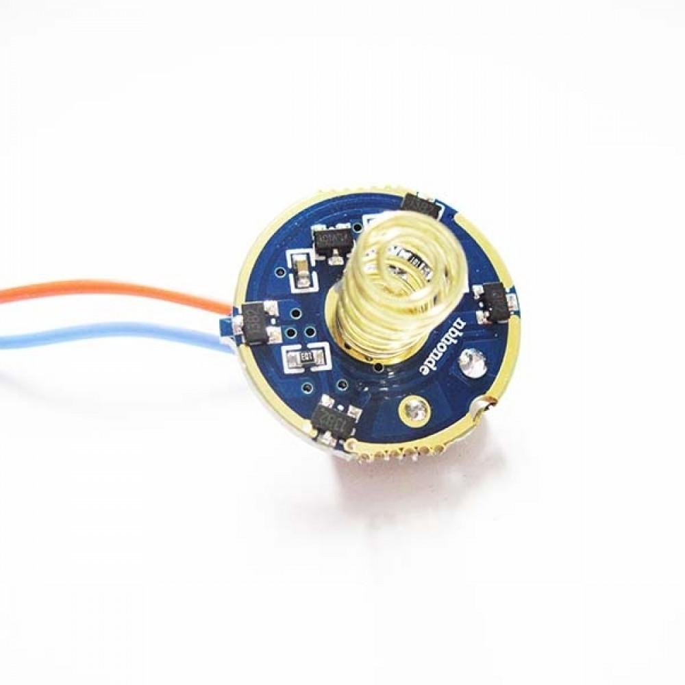Драйвер фонаря с магнитным управлением, 5-12В, 2А, 22мм