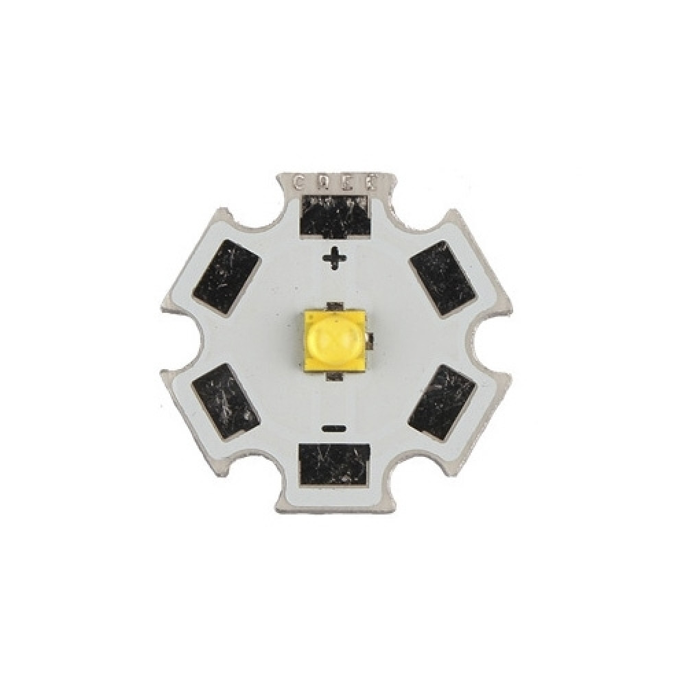 Светодиод Cree XT-E 3000К теплый белый 90CRI