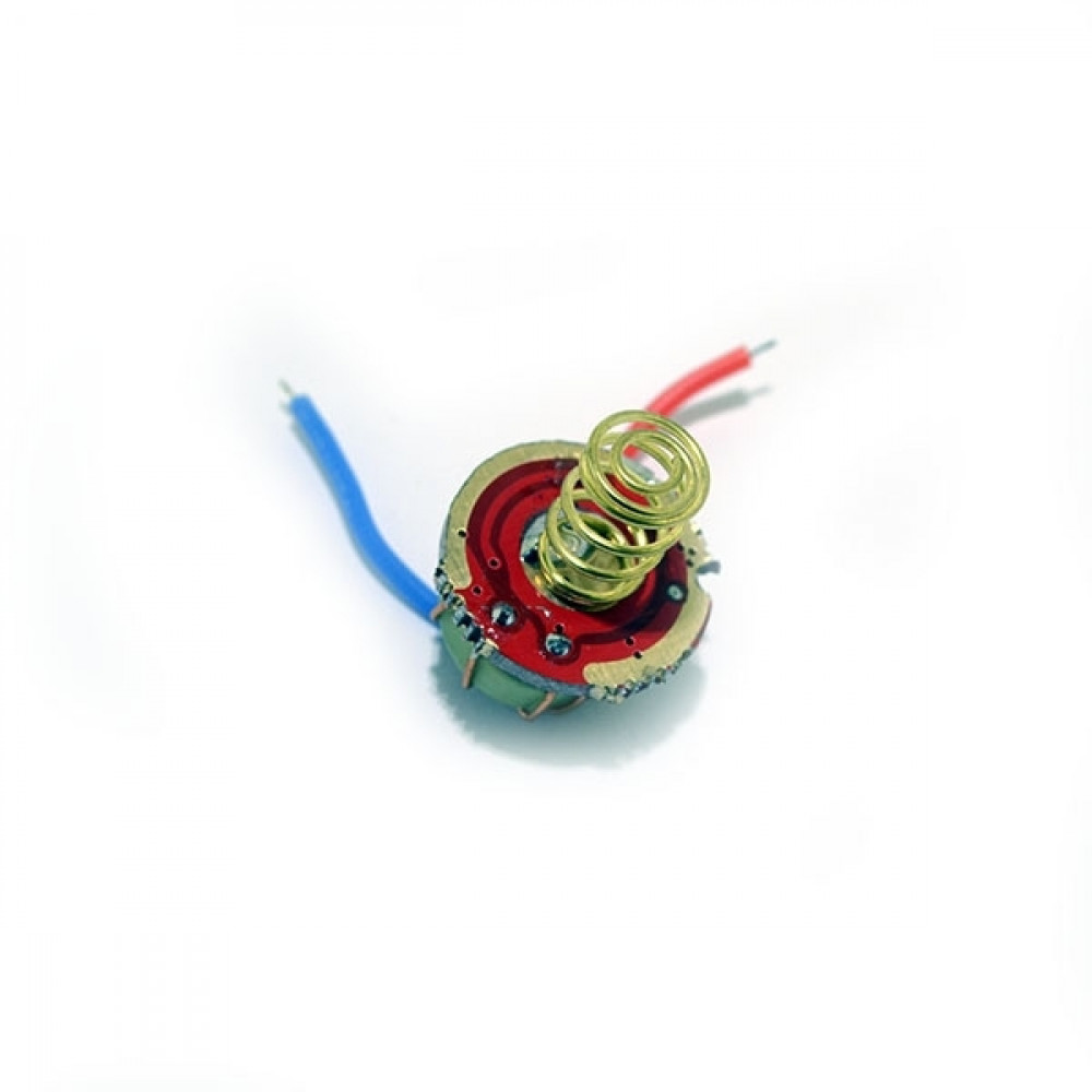 Трёхрежимный импульсный драйвер 2.6А 3-15В 17мм