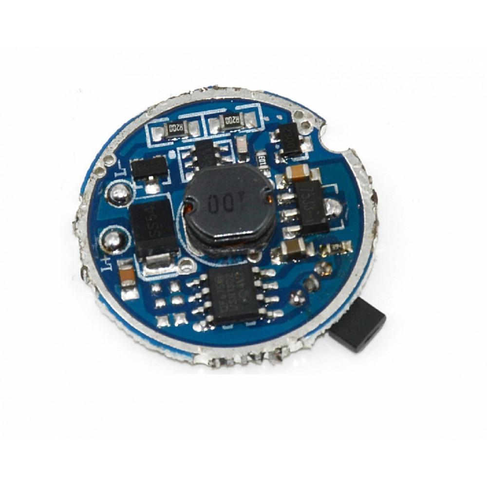 Драйвер с магнитным управлением полузунковый 5-12В 2А 25мм