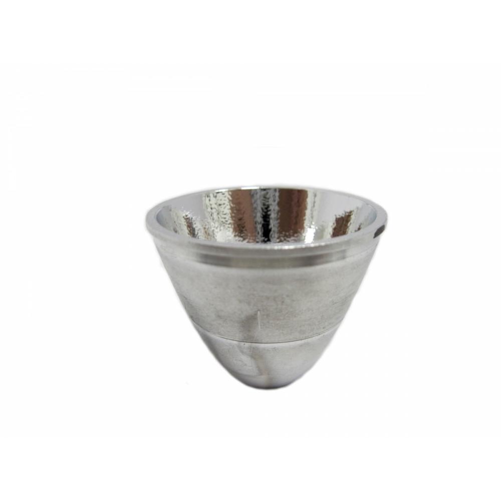 Алюминиевый отражатель C8 рифленый 42x34