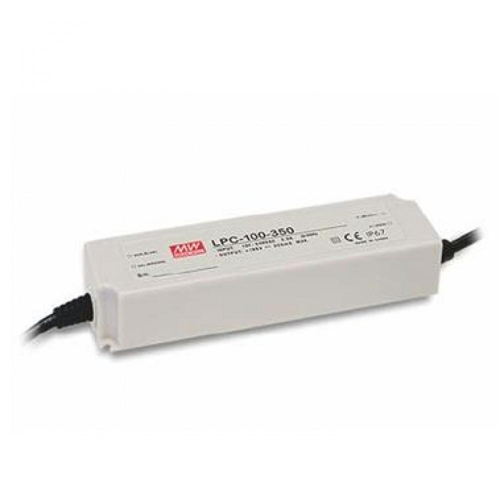 Светодиодный драйвер Mean Well LPC-100-2100