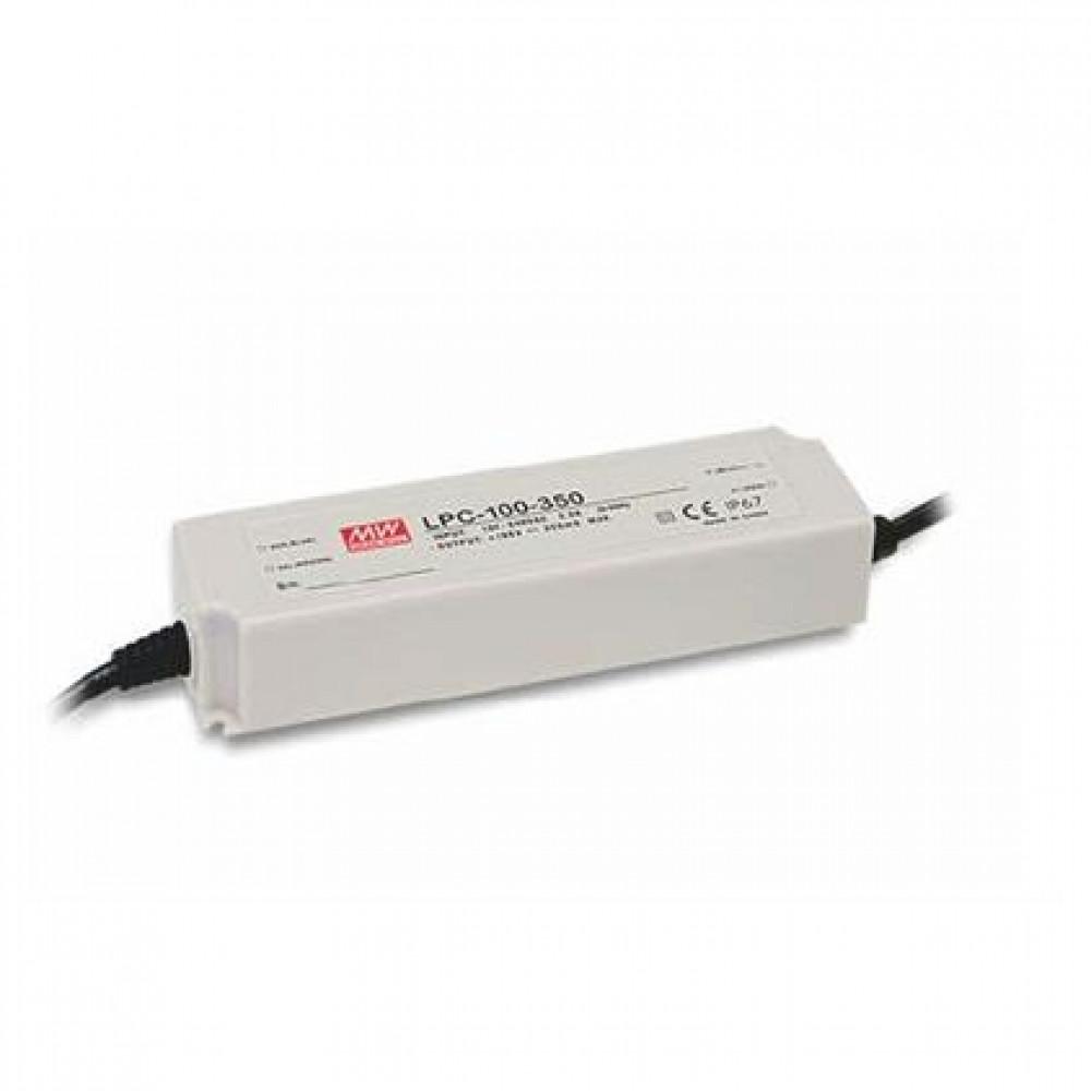 Светодиодный драйвер Mean Well LPC-100-700