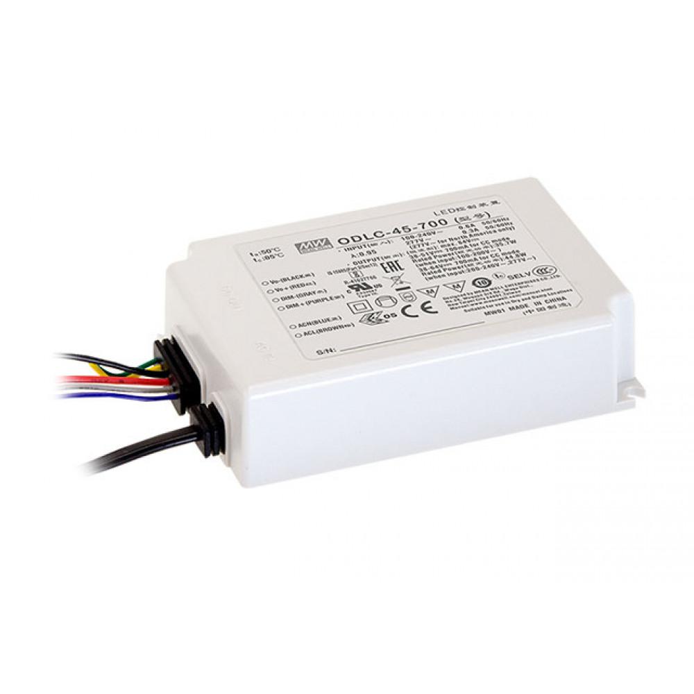 Светодиодный драйвер Mean Well ODLC-45-1400