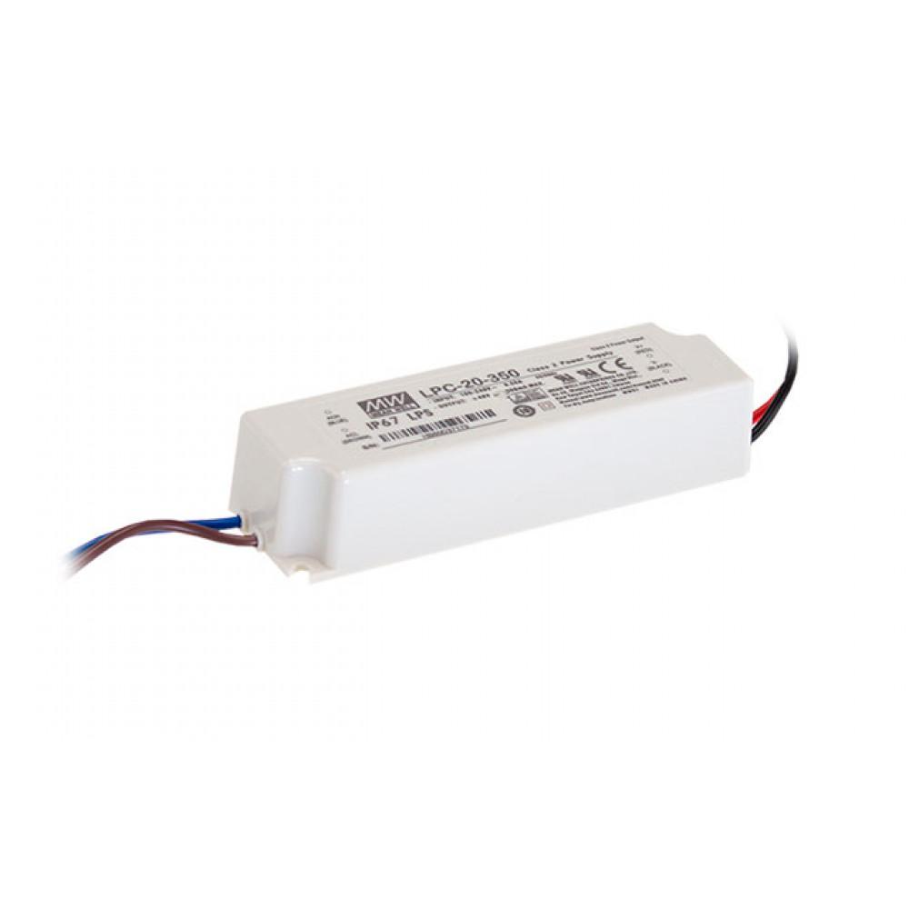 Светодиодный драйвер Mean Well LPC-20-700