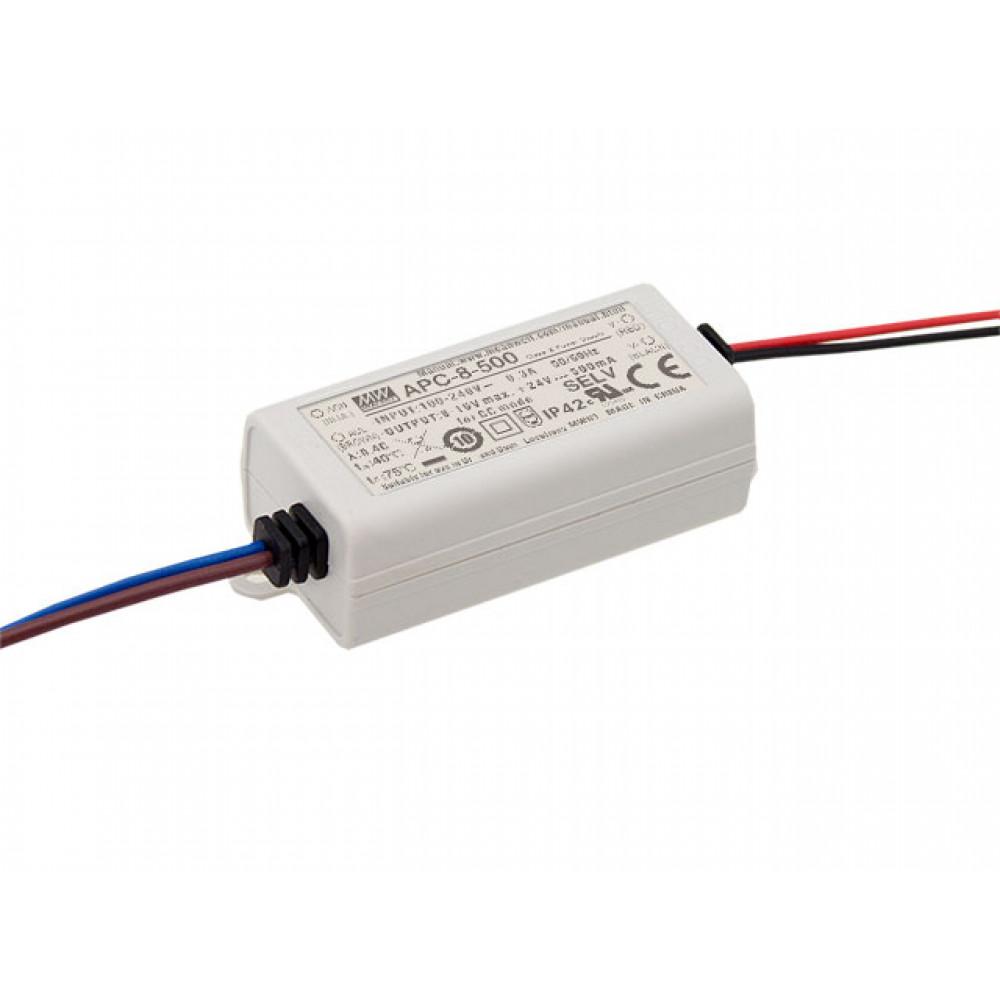Светодиодный драйвер Mean Well APC-8-350