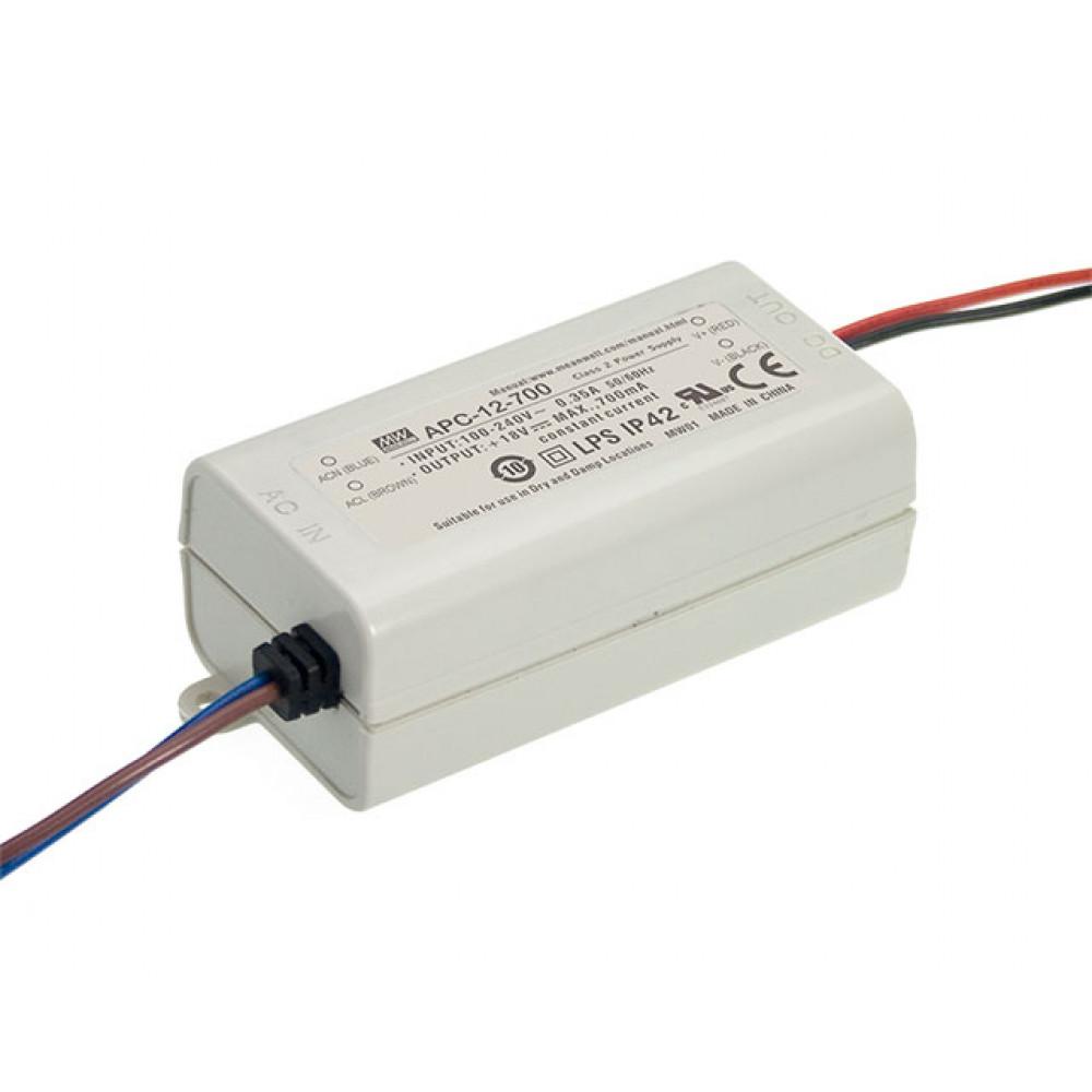 Светодиодный драйвер Mean Well APC-12-350