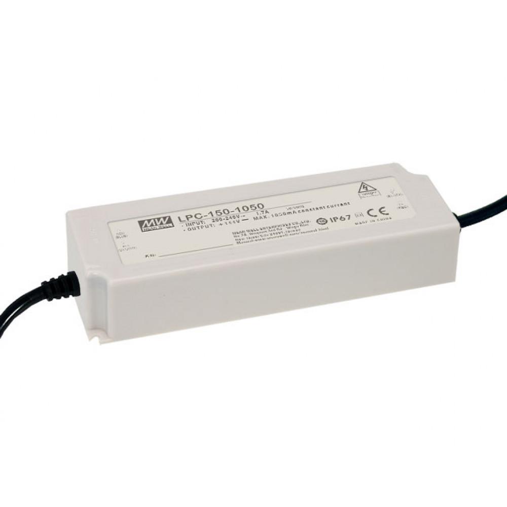 Светодиодный драйвер Mean Well LPC-150-1400