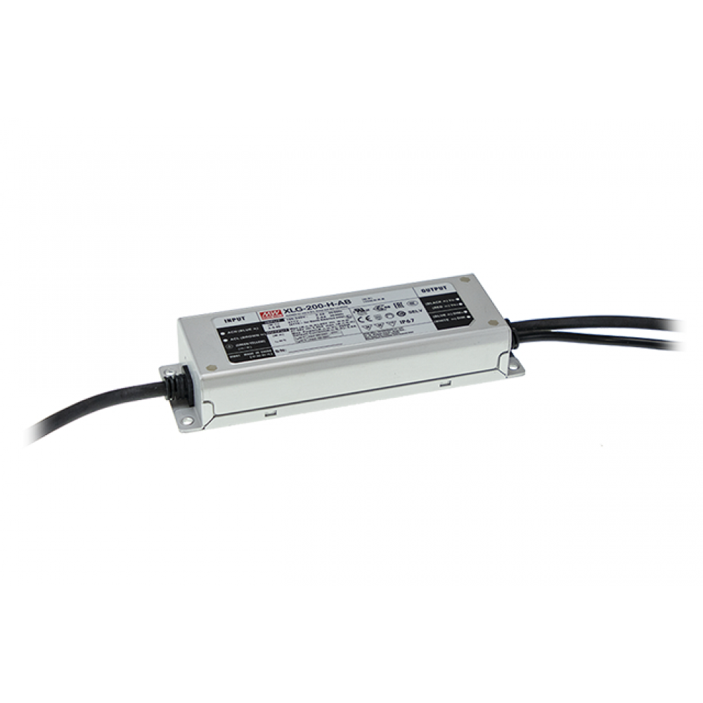 Светодиодный драйвер Mean Well XLG-200-H-A