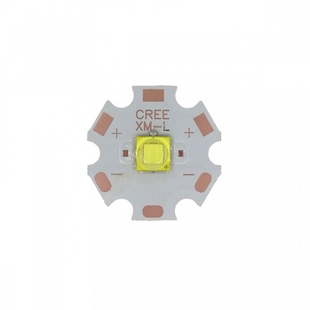 Светодиод Cree XM-L3 6500K U3 10W