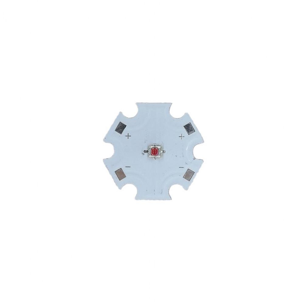 Светодиод Cree XBD RED красный 625нм